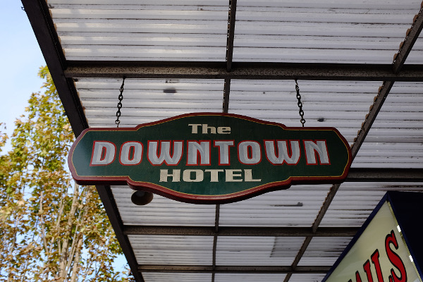 The Downtown Hotel